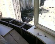 Вынос балконов Киев,  сварочные роботы под вынос Киев,  вынос балконов