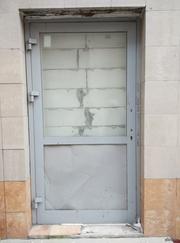 Ремонт алюминиевых и металлопластиковых дверей Киев