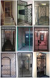 Решетчатые двери  и перегородки,   - от 2550 грн.