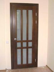 Межкомнатные двери из массива дерева для Вашего дома.