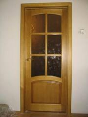 Изготовление дверей и лестниц из натурального дерева для Вашего дома