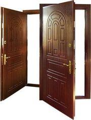 Изготавливаем входные двери под заказ