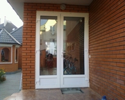 Регулировка,  ремонт алюминиевых и металлопластиковых дверей и окон