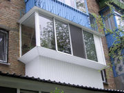 Алюминиевые раздвижные окна для балконов,  веранд,  беседок. Раздвижные решетки